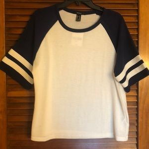NEW Short Sleeve Sweater